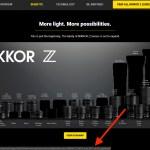 Nikon aggiornerà la roadmap mirrorless Nikon Z la prossima settimana