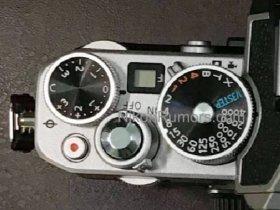 È questa la cosiddetta fotocamera mirrorless retrò Nikon Z?