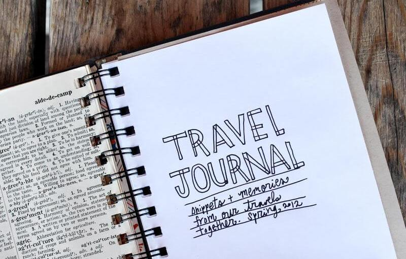 Idea: Travel Journal