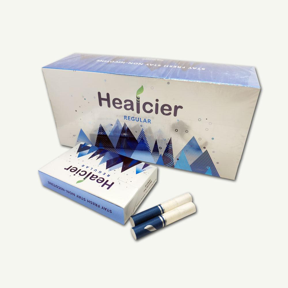Табачные стики для iqos healcier menthol безникотиновые электронная сигарета купить с доставкой почтой