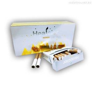 Блок безникотиновых стиков Healcier со вкусом манго