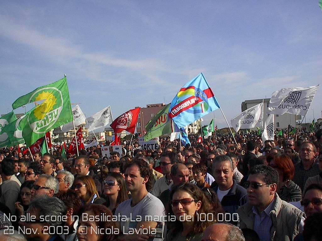 Scorie – La marcia dei 100.000