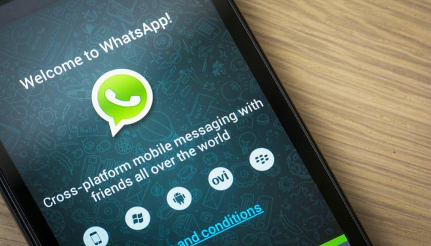 Le chiamate vocali su WhatsApp