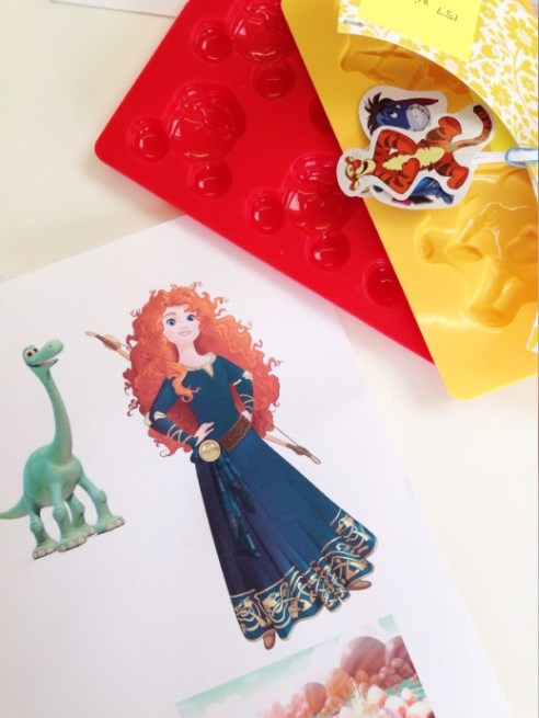 nilaholden disney sweets & cakes merida brave biscuits