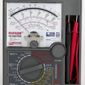 Analog Multimeter SUNWA YX-360TRD