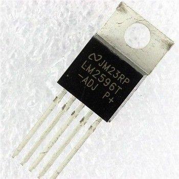 LM2596 Adjustable Voltage regulator (Buck)