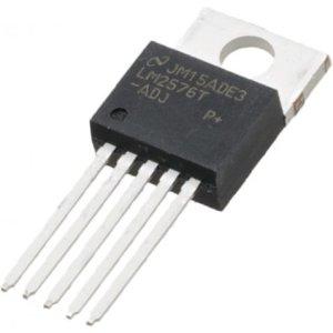LM2576 Adjustable Voltage regulator (Buck)