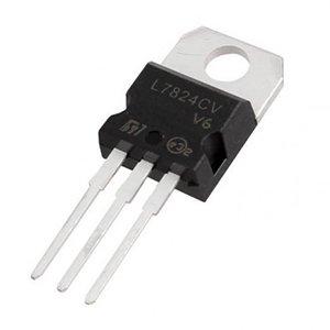 7824 24V Voltage Regulator
