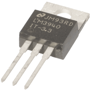 LM3940 3.3V Voltage Regulator
