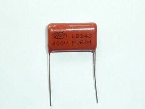 0.82uf 400V - 824 Mylar Capacitor