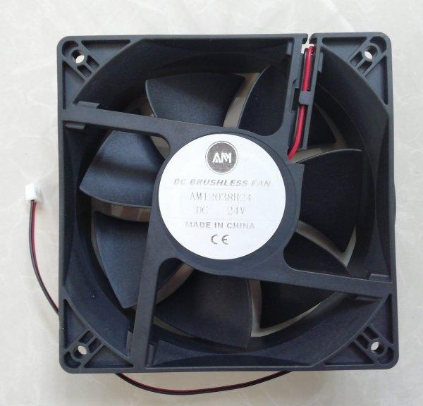 24V DC Cooling Fan 12038 (120x120x38)