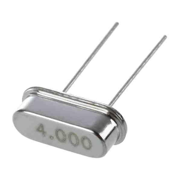 4Mhz Crystal Oscillator