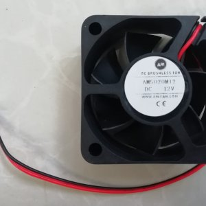 12V DC Cooling Fan 5020 (50x50x20)