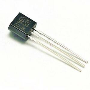 D965 NPN Transistor