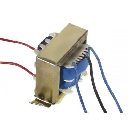 7.5V Full wave Transformers Copper (7.5Vx2)