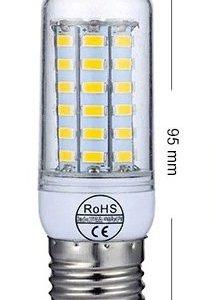 SMD LED 56 Corn type LED Bulb (4W) - Cool White