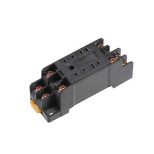 8 Pin Relay Socket Base