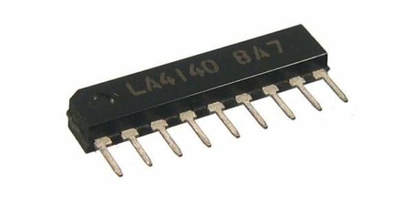 LA4140 Amplifier IC