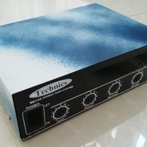 "Amp Housing (Casing) 7 x 5 x 2"" (For 10W to 75W)"