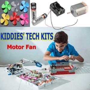 Kiddies TECH KIT 01 - Motor Fan