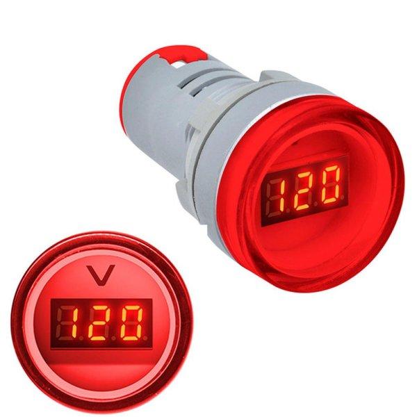 LED Voltage Panel Indicator (60V - 500V AC)