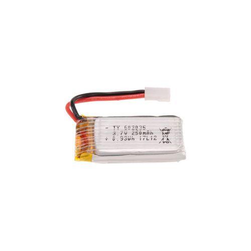 3.7V 250mAh 25C Li-Polymer Battery (Lipo)
