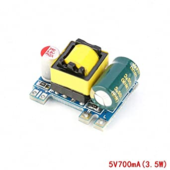 AC-DC 5V 700mA 3.5W Isolated Switching Power Supply Step down Module  220V to 5V DC Converter