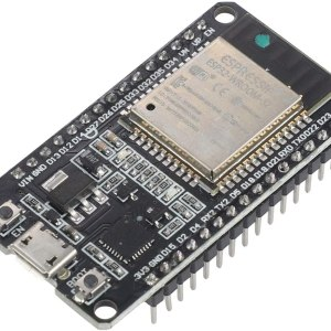 ESP-WROOM-32 ESP32 ESP-32S V2 Development Board 2.4GHz Dual-Mode WiFi + Bluetooth Dual Cores Microcontroller Processor Module for Arduino IDE