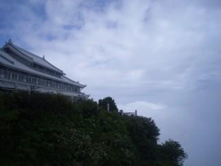 Mount Emei-Heaven of clouds