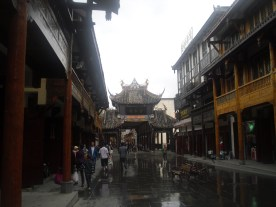Songpan the west gate, Sichuan,China