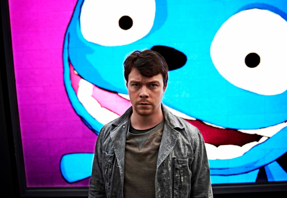 Black Mirror The Waldo Moment Jamie (Daniel Rigby)