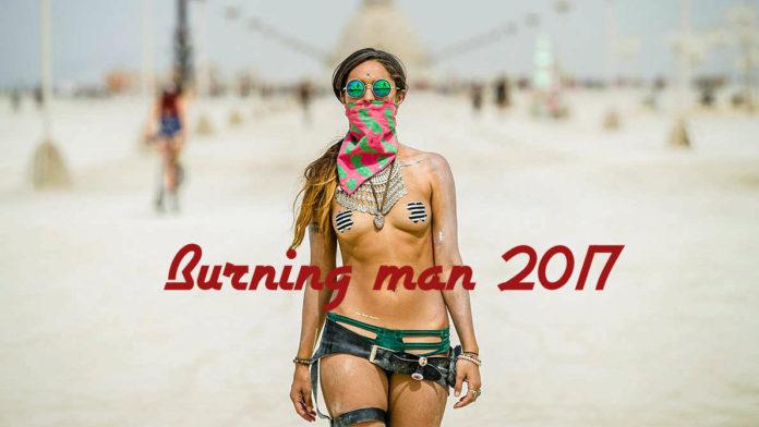 Burning Man oraya giden ünlülerden fazladır!