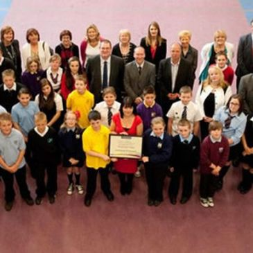 Awards First for Larkhall