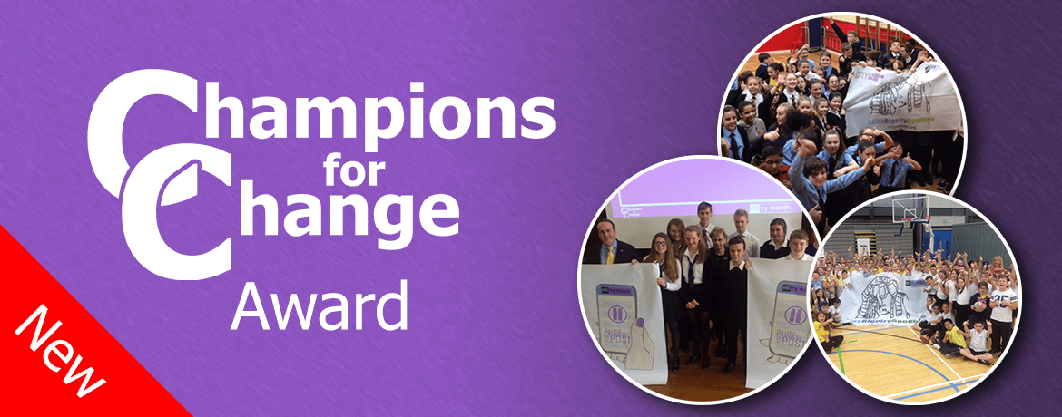 Champions For Change Award