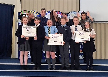 Awards Delight For Condorrat Schools