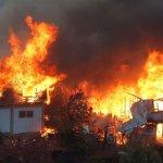 إصابة 14 عاملاً حصيلة حريق بمدينة الروبيكي بالعاشر من رمضان