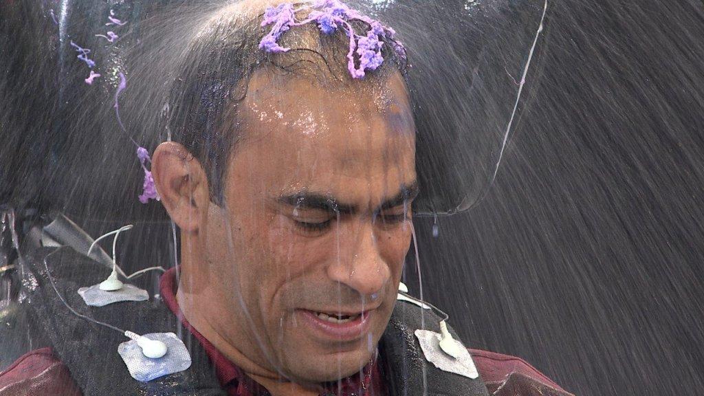 سيد عبد الحفيظ مع رامز جلال :  «بفكر أزرع شعري»