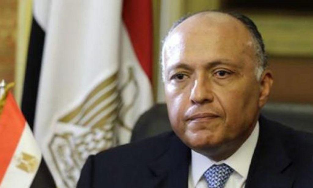 «وزير الخارجية» يبحث هاتفيا مع نظيره السعودي الأوضاع في فلسطين