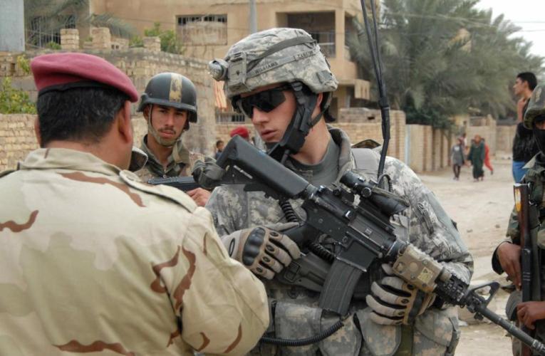 بيان  |  واشنطن وبغداد تؤكدان الالتزام بتقليص القوات الأمريكية