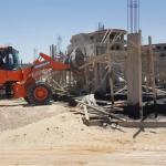 «الدولة القوية»|  إزالة 2793 مخالفة بناء و 1380 حالة تعد على الأراضي الزراعية
