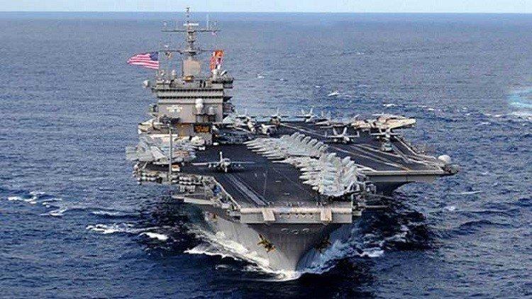 «البحرية الأميركية» : التدريبات الإيرانية في مياه الخليج «متهورة»