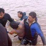 انتشال جثة غريق خلال «شهر العسل» بالأسكندرية