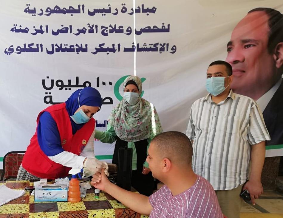«الصحة»:  فحص 10 ملايين مواطن من الأمراض المزمنة