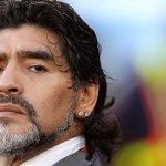عاجل  |  وفاة الأسطورة الأرجنتينية مارادونا