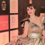 مادلين طبر: سعيدة بتكريمي في «أوسكار العرب»