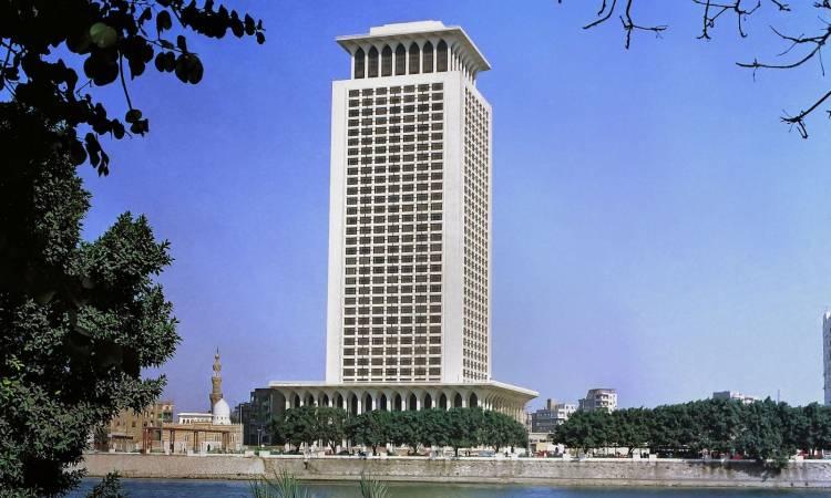 مصر ترحب بنتائج التصويت على اختيار السلطة التنفيذية من قِبل ملتقى الحوار  السياسي الليبي