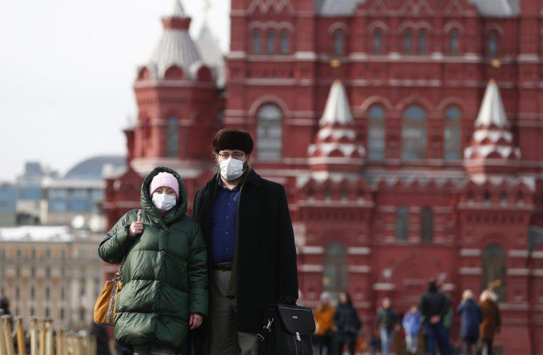 روسيا  |   تسجيل 11024 إصابة جديدة بـ «كورونا»
