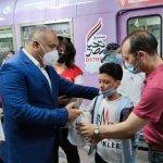 «المترو»: توزيع 6 آلاف هدية للأطفال بالمحطات الأكثر كثافة والتبادلية