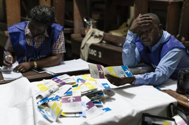 Image result for Congo Catholic Bishops Doubt Tshisekedi's Victory, Urge Calm