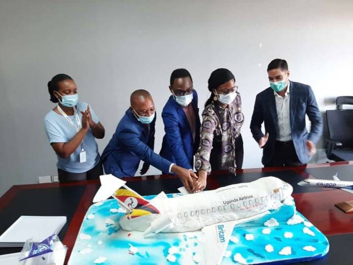 Britam calls for competition after Uganda Airlines cake mishap - Nile Post